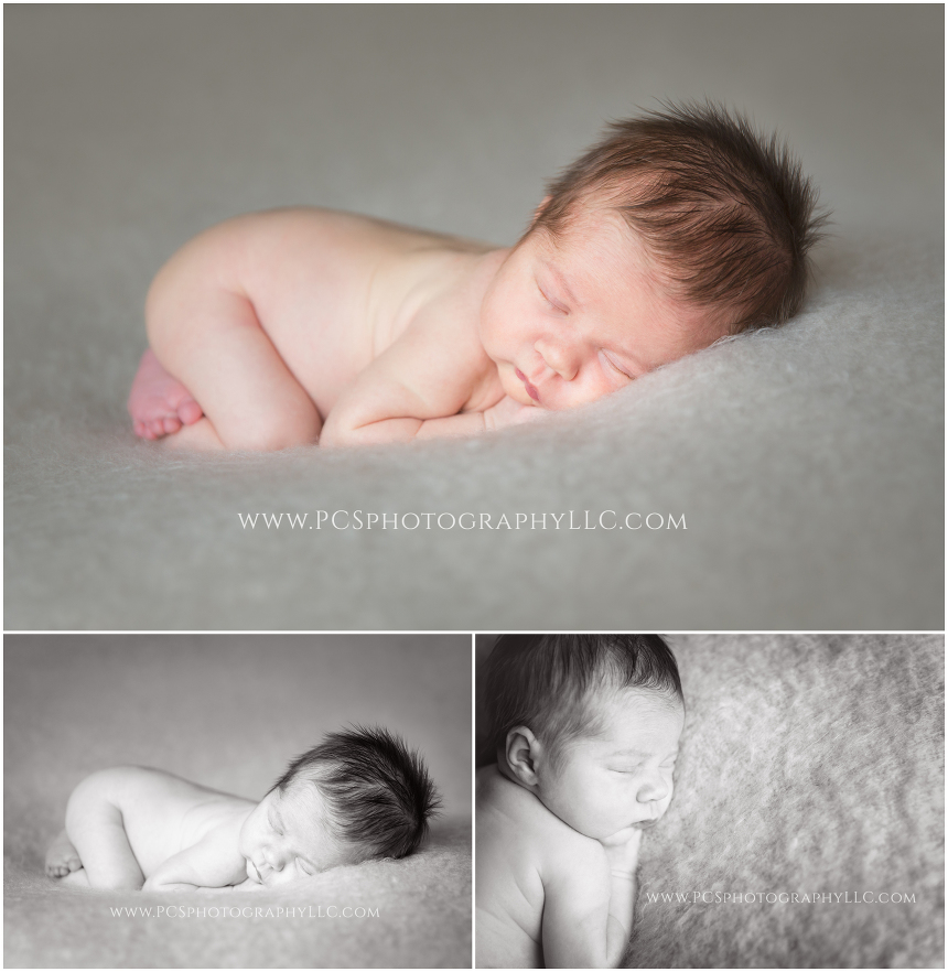 Bucks County Newborn Photo C Family PCS Photo