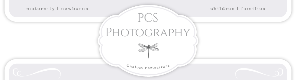 PCS Photography, LLC | Bucks County Family Photographer logo